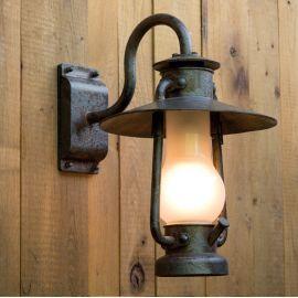 Aplica iluminat exterior din fier forjat WL 3441