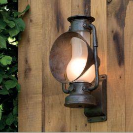 Aplica iluminat exterior din fier forjat WL 3440