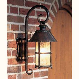 Aplice Exterior Fier Forjat - Aplica iluminat exterior din fier forjat, WL 3397