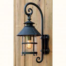 Aplice Exterior Fier Forjat - Aplica iluminat exterior din fier forjat, WL 3003