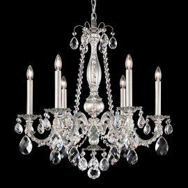 Lustre Cristal Schonbek - Candelabru 6 brate design LUX cristal Heritage, Alea AL6506