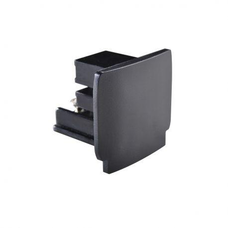 Becuri si accesorii - Capat / Cap Sina negru pentru sinele LINK TRACK