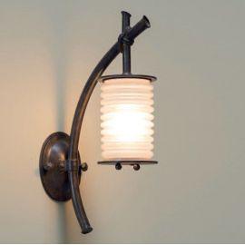 Aplice Exterior Fier Forjat - Aplica iluminat exterior din fier forjat WL 3644
