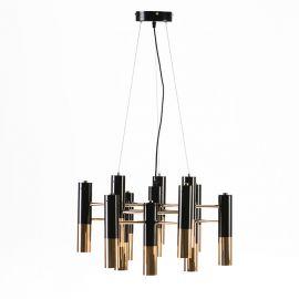 Pendule, Lustre suspendate - Lustra metalica moderna design deosebit Hyder