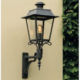 Aplice Exterior Fier Forjat - Aplica iluminat exterior din fier forjat WL 3668
