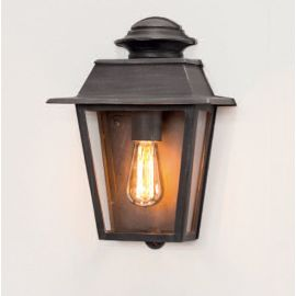 Aplice Exterior Fier Forjat - Aplica 1/2 iluminat exterior din fier forjat WL 3659