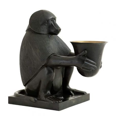 Statuete - Statueta decorativa Monkey