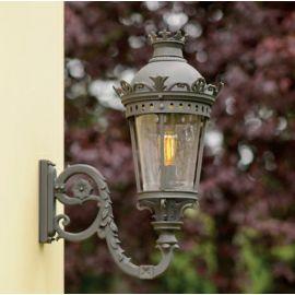 Aplice Exterior Fier Forjat - Aplica iluminat exterior din fier forjat, WL 3669