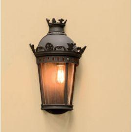 Aplice Exterior Fier Forjat - Aplica 1/2 iluminat exterior din fier forjat, WL 3550