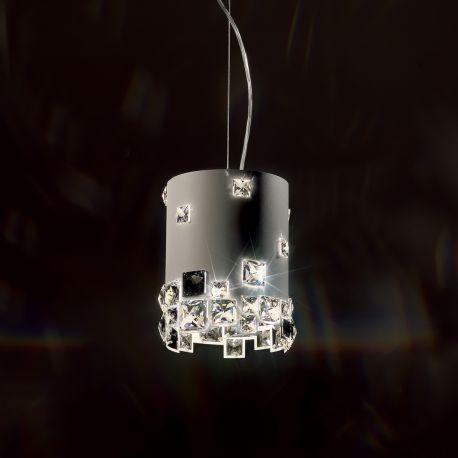 Lustre Cristal Swarovski - Lustra design LUX cristal Swarovski Mosaix SMX135