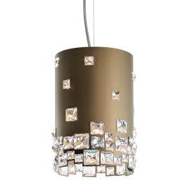 Lustra design LUX cristal Swarovski Mosaix SMX145