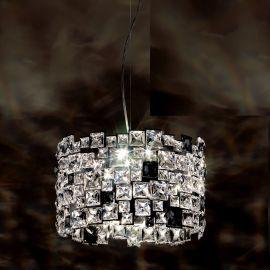 Lustre Cristal Swarovski - Lustra design LUX cristal Swarovski Mosaix SMX125, full crystal