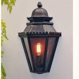 Aplice Exterior Fier Forjat - Aplica 1/2 iluminat exterior din fier forjat, WL 3552