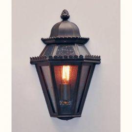 Aplice Exterior Fier Forjat - Aplica 1/2 iluminat exterior din fier forjat, WL 3551