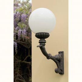 Aplice Exterior Fier Forjat - Aplica iluminat exterior din fier forjat, WL 3665