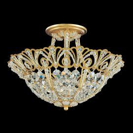 Plafoniera design LUX Crystal Spectra Tiara 9841