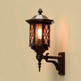 Aplice Exterior Fier Forjat - Aplica iluminat exterior din fier forjat, WL 3475