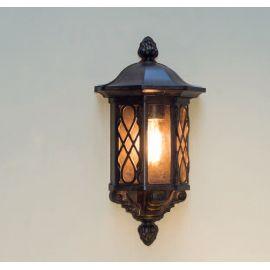 Aplice Exterior Fier Forjat - Aplica iluminat exterior din fier forjat, WL 3474