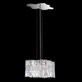 Lustre Cristal Swarovski - Lustra design LUX Spectra Crystal, LED Selene SPU120