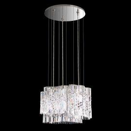 Lustre Cristal Swarovski - Lustra design LUX Spectra Crystal, LED Selene SPU150