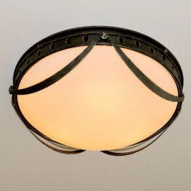 Plafoniera iluminat exterior din fier forjat, DE 2527