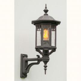 Aplica iluminat exterior din fier forjat, WL 3448