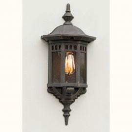 Aplice Exterior Fier Forjat - Aplica iluminat exterior din fier forjat, WL 3511