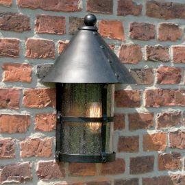 Aplice Exterior Fier Forjat - Aplica 1/2 iluminat exterior din fier forjat WL 3496