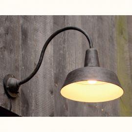 Aplica iluminat exterior din fier forjat WL 3604