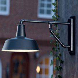 Aplice Exterior Fier Forjat - Aplica iluminat exterior din fier forjat WL 3638