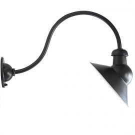 Aplice Exterior Fier Forjat - Aplica iluminat exterior din fier forjat WL 3437
