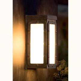 Aplica iluminat exterior din fier forjat, WL 3636