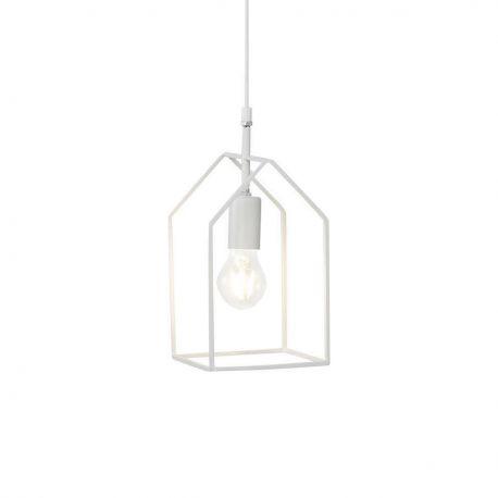 Pendule, Lustre suspendate - Lustra / Pendul design retro Home alb