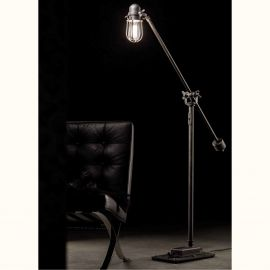 Lampa de podea design industrial din fier forjat SL 108