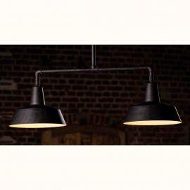 Lustre, Candelabre Fier Forjat - Lustra design industrial din fier forjat HL 2624