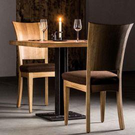 Mese dining - Masa design industrial din fier forjat H 16932