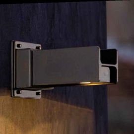 Aplice Exterior Fier Forjat - Aplica LED iluminat exterior din fier forjat, WL 3634