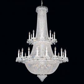 Lustre Cristal Schonbek - Lustra XXL design LUX Crystal Gemcut, Camelot 2643