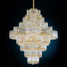 Lustra design LUX Crystal Gemcut, Equinoxe 2726