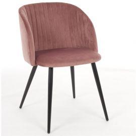 Seturi scaune, HoReCa - Set de 2 scaune QUEEN rosu-blush