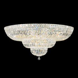 Plafoniere Cristal Schonbek - Plafoniera LUX cristal Swarovski, Petit Crystal Deluxe 5896, 91cm