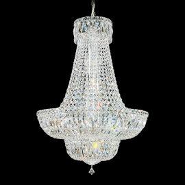 Lustre Cristal Schonbek - Candelabru design LUX Crystal Spectra, Petit Crystal Deluxe 6618