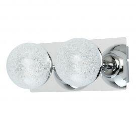 Aplice cu Spot - Aplica perete LED moderna Casper 2L