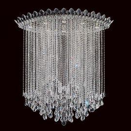 Plafoniera design LUX cristal Heritage, Trilliane Strands TR4803