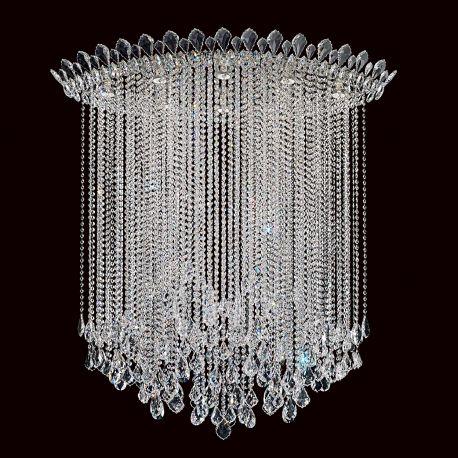 Plafoniere Cristal Schonbek - Plafoniera design LUX cristal Heritage, Trilliane Strands TR4803