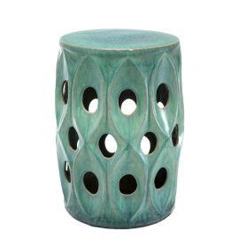 Masuta din ceramica pentru interior si exterior LUX Hugo