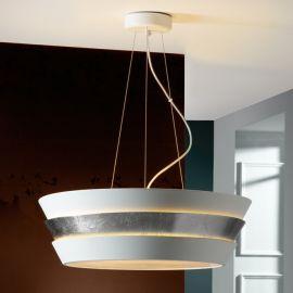 Pendule, Lustre suspendate - Lustra LED eleganta design modern ISIS Ø58cm
