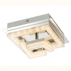 Plafoniere - Plafoniera LED RENLY, 19x19cm