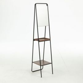 Garderobe - Raft cu oglinda BENJI