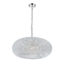 Pendule, Lustre suspendate - Lustra LED moderna design elegant Emilia 9L